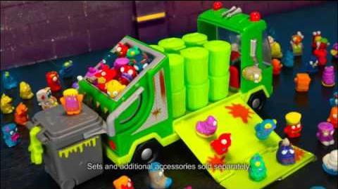 Trash Pack Garbage Truck