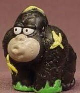 Puking primate (Black)