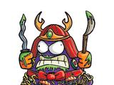 Scummy Samurai