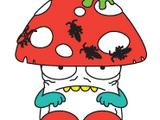 Mouldy Mushroom