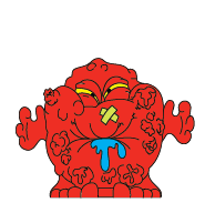Red Cold Sore (Image By Moose Toys).png