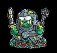 Trash Gladiator FightingTrash
