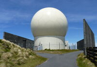 Hawkins Hill Radar Dome.JPG