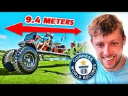 50 CRAZY World Records in the USA