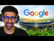Google's INSANE $1 Billion UK Headquarters!