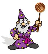 Shiakazing wizard