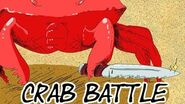 Crab Battle! (The Unexpectables Animatic)