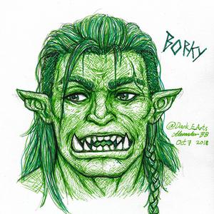 Borky fan art by @Dark E Arts.png