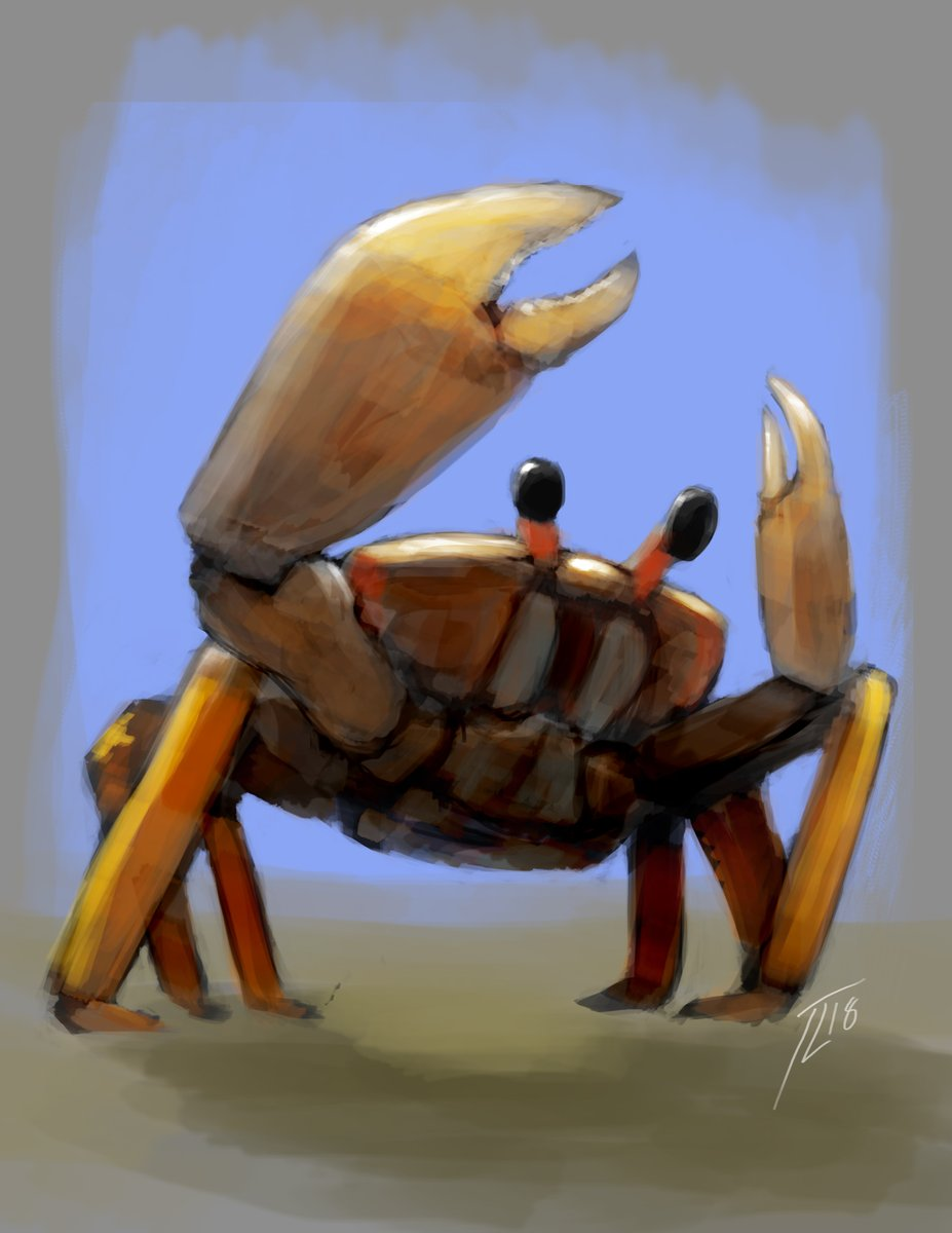 Crabbius the Mighty
