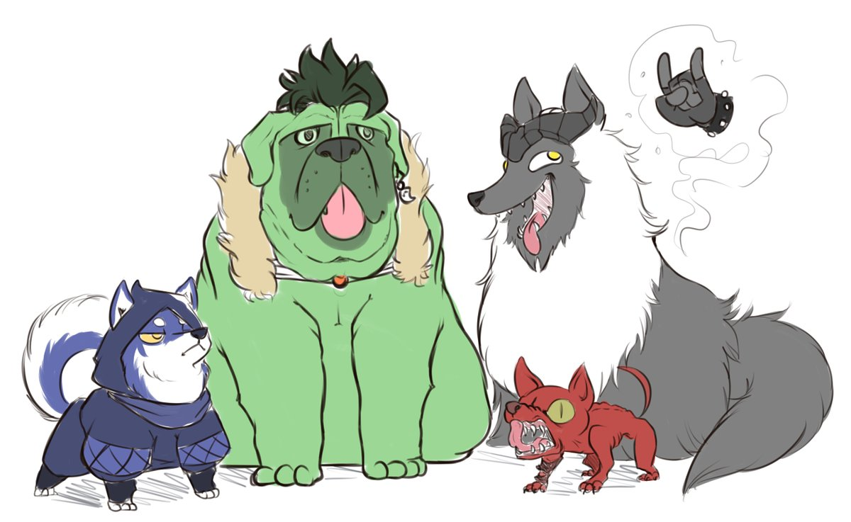 Dog Zone Theunexpectables Wiki Fandom It airs every wednesday at 7 pm pacific time (vancouver, canada) at twitch.tv/theunexpectables and is also available in podcast. dog zone theunexpectables wiki fandom