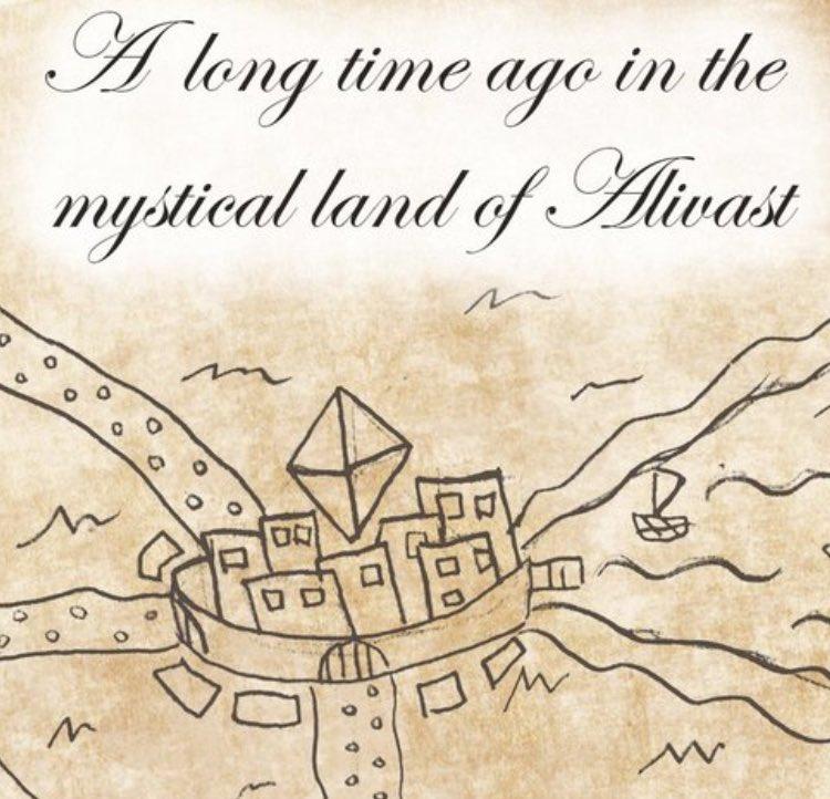 The City of Alivast