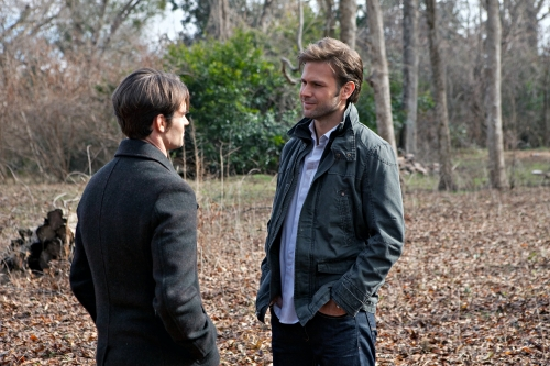 Elijah e Alaric