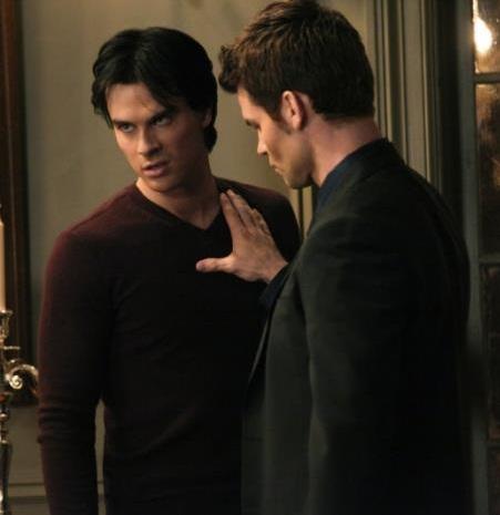 Damon e Elijah