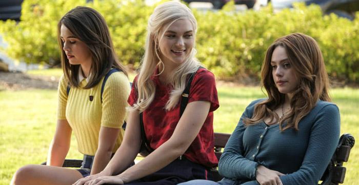 Lizzie, Josie e Hope