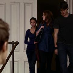 Elena, Jeremy e Jenna