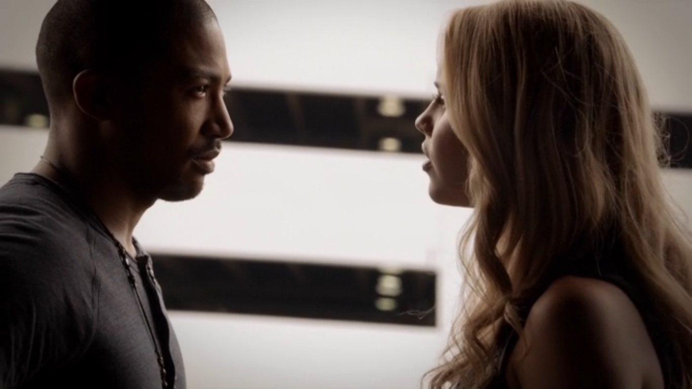 Rebekah e Marcel