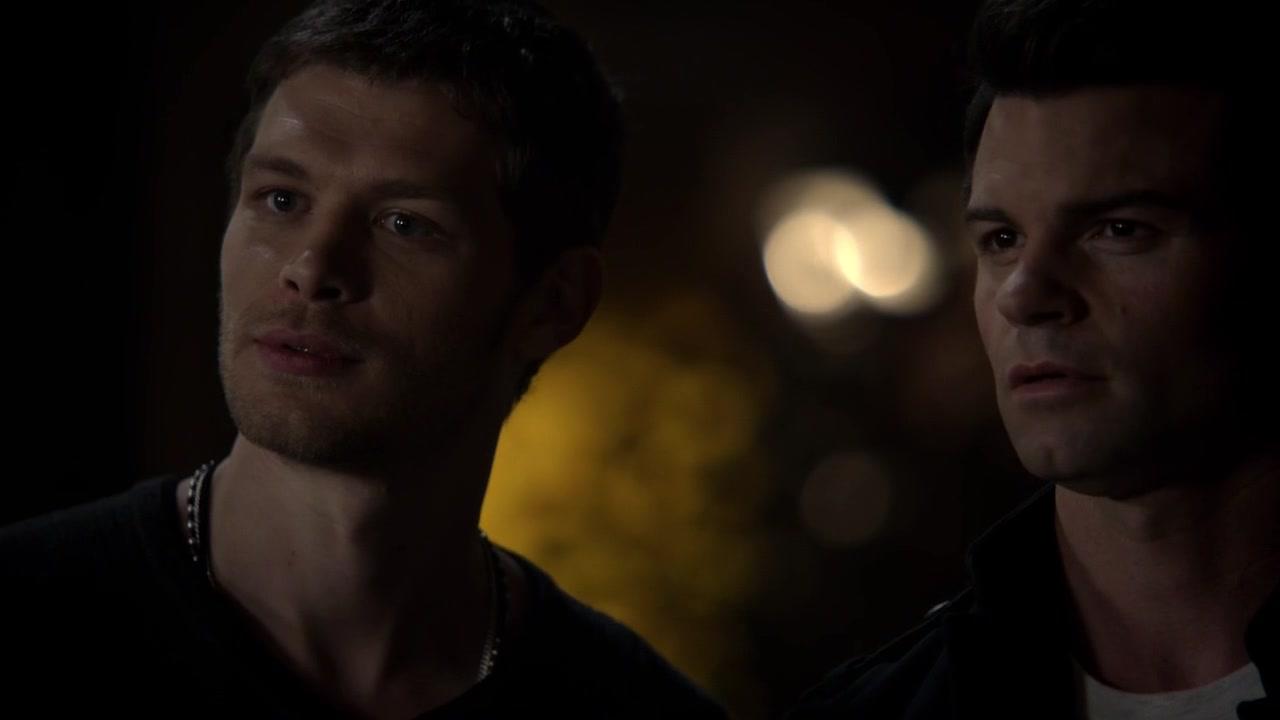 Elijah e Klaus