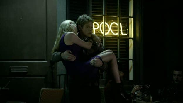 Caroline e Matt