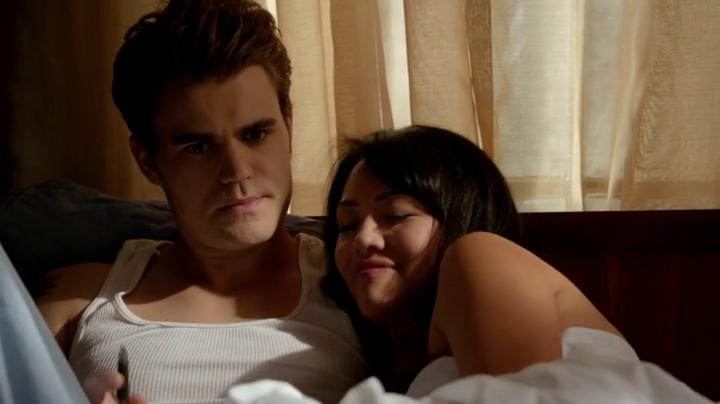 Stefan e Ivy