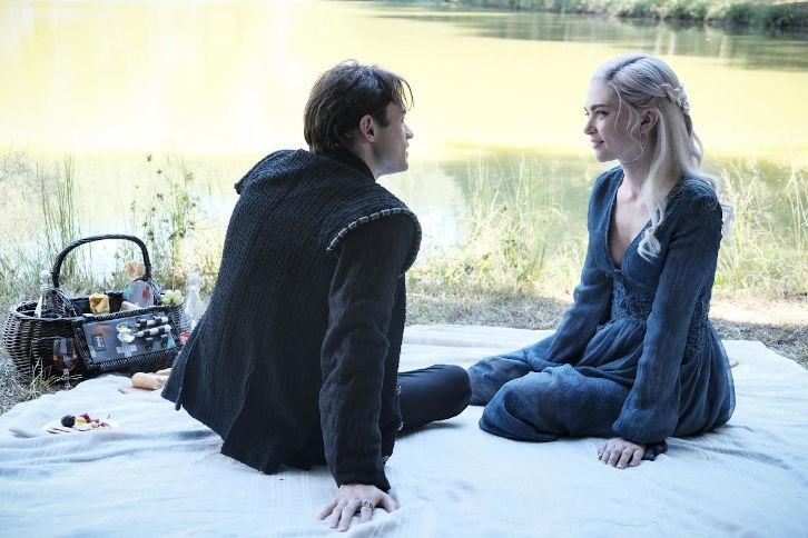 Lizzie e Sebastian