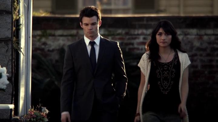 Elijah e Sophie