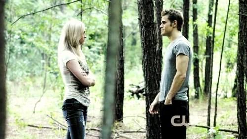 Stefan e Caroline