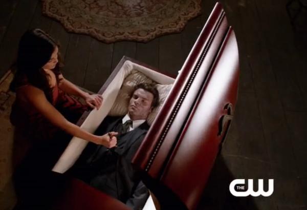 Elijah e Davina