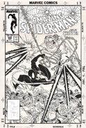 The Amazing Spider-Man Vol 1 -299 Inks