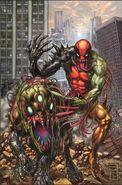 Deadpool vs Carnage -4