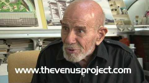 Jacque Fresco-Looking for justice will kill you