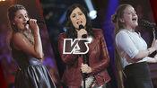 Marina D'Amico VS Caroline Savoie VS Jacynthe Verronneau