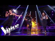 Sonia & Elodie & Malaïka (I wanna dance with somebody - Whitney Houston)