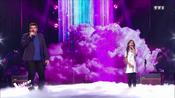 Rébecca Sayaque en duo avec Patrick Fiori