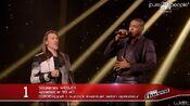 Wesley Semé en duo avec Florent Pagny