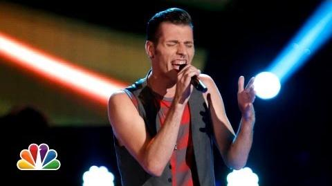"""Nic Hawk """"Hit 'Em Up Style (Oops!)"""" - The Voice Highlight"""