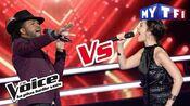R'Nold VS Candice Parise