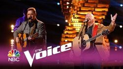 """The Voice 2017 Red Marlow and Vince Gill - Finale """"When I Call Your Name"""""""