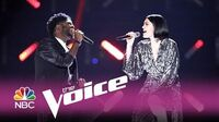 """The Voice 2017 Davon Fleming and Jessie J - Finale """"Not My Ex"""""""