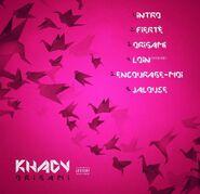 Khady Ba EP Origami