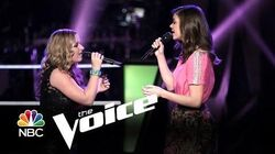 """Cary Laine vs. Sam Behymer """"Give Me Love"""" (The Voice Highlight)"""