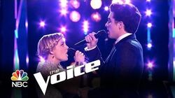 """Madilyn Paige vs. Tanner James """"Everything Has Changed"""" (The Voice Highlight)"""