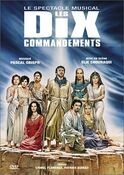 Dix commandements affiche