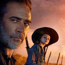 Negan-and-Judith-Fleming-Season-10