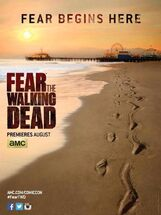 Fear The Walking Dead SDCC Poster 2015