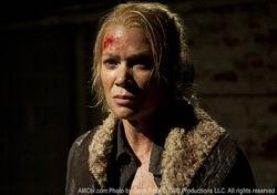 Andrea en su última aparición.