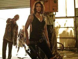 Maggie en la Temporada 5.