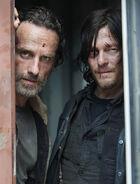 Rick-Daryl Temporada 5