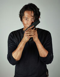 Glenn en la Temporada 5.