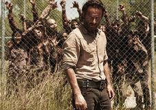 Rick y Carl Season 4