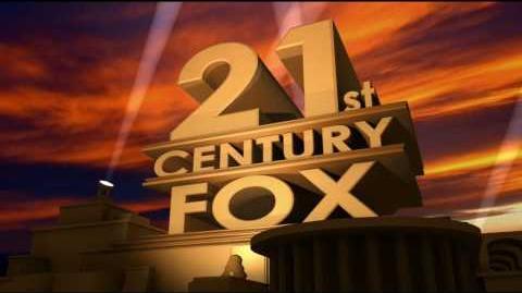 21st Centruy Fox custom logo intro